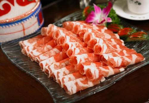 乌珠穆沁羊肉
